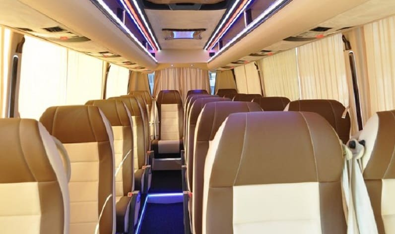 Liechtenstein: Coach reservation in Unterland in Unterland and Gamprin